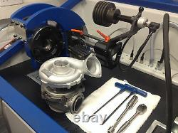 AUDI A4 1.9 tdi RE-MANUFACTURED TURBOCHARGER, 1 YEAR GUARANTEE BRAND NEW PARTS