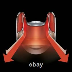 Dyson Hot + Cool AM09 Black/Nickel Fan Heater Refurbished 1 Year Guarantee