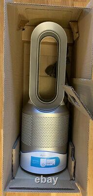 Dyson Pure Hot+Cool Link Purifier Heater Wh/Sv 1 Year Dyson Guarantee