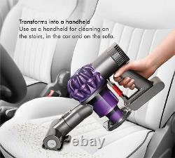 Dyson V6 Animal Cordless Vacuum Cleaner Refurbished 1 Year Guarantee