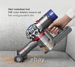 Dyson V8 Animal Extra Cordless Vacuum Cleaner Refurbished 1 Year Guarantee
