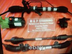 Ford Sierra Manual Steering Rack Refurbished I Years Guarantee