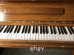 Neumeyer, Berlin Fully Reconditioned Upright 5 Year Guarantee