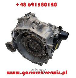 PLD Komplett Gearbox Getriebe DSG 7 S-tronic DQ200 0AM OAM Regenerated