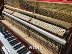Petrof 115 Upright Piano, 17 Years Old. Five Year Guarantee 0% Finance Option