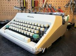 Professionally Refurbished Olympia Sm9 Near Mint With One Year Guarantee 1967