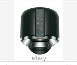 Refurbished with 1 year Guarantee Dyson AM09 Black Nickel Hot & Cool fan