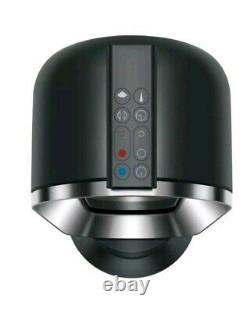 Refurbished with 1 year Guarantee Dyson AM09 Black Nickel Hot & Cool fan heate