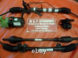 Rover 200/400 power steering rack 1989 on refurbished 1 years Guarantee