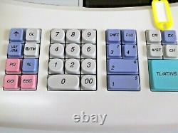 Sharp Xe A102w Cash Register Superb Condition Fully Guaranteed For 1 Year