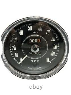 Smiths 110mph Speedometer Calibrated to 1152tpm with 1 Years Guarantee