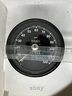 Smiths 120mph Speedometer Calibrated to 1040tpm with 1 Years Guarantee