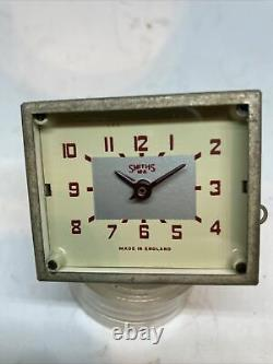 Smiths Car Clock in Full Working Order with 1 Years Guarantee