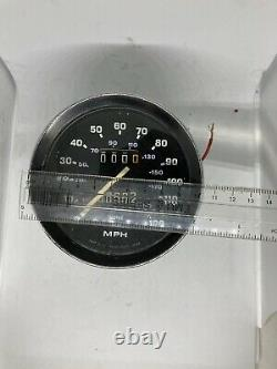 Smiths speedometer 120 mph Calibrated To 1000tpm with 1 Years Guarantee