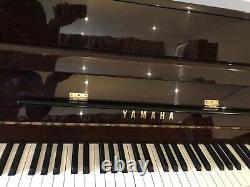 Yamaha M108 Japanese Upright Reconditioned-5 Year Guarantee