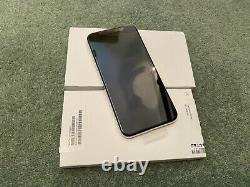Apple Iphone X 256 Go Argent (déverrouillé) Nouveau Avec 1 An Garantie Apple