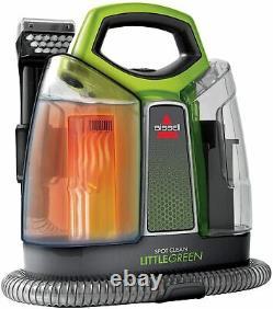 Bissell 3698l Little Green Portable Carpet Cleaner Gratuit 1 An Garantie