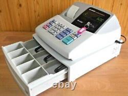 Caisse Enregistreuse Sharp Xe A102. Superbe Condition Entièrement Garantie Pendant 1 An