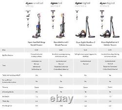 Dyson Light Ball Multifloor Upright Vacuum Remis À Neuf Garantie De 2 Ans