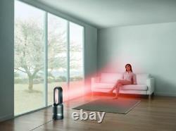 Dyson Pure Hot+cool Link Purifier Heater Blk/nk Remis À Neuf Garantie D'un An