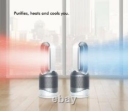 Dyson Pure Hot+cool Link Purifier Heater Wh/sv 1 An Dyson Garantie