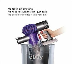 Dyson V6 Animal Cordless Vacuum Cleaner Remis À Neuf 1 An Garantie