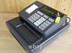 Facile À Utiliser Casio Cash Register Fantastic Condition. Entièrement Garanti Pour 1 An