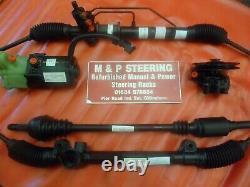 Ford Capri Power Steering Rack Remettre À Neuf Votre Service Unitaire (garantie De 1 An)