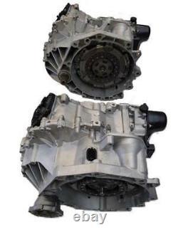 Lqn Getriebe Komplett Boîte De Vitesses Dsg 7 S-tronic Dq200 0am Oam Régénéré