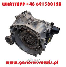 Nav Getriebe Komplett Gearbox Dsg 7 S-tronic Dq200 0am Oam Régénéré