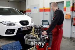 Nbe Komplett Gearbox Getriebe Dsg 7 S-tronic Dq200 0am Oam Régénéré