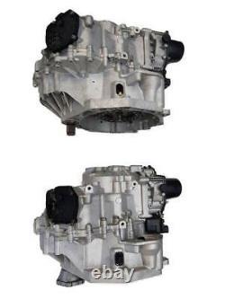 Nkq Komplett Boîte De Vitesses Getriebe Dsg 7 S-tronic Dq200 0am Oam Régénéré