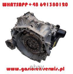 Nud Getriebe Komplett Gearbox Dsg 7 S-tronic Dq200 0am Oam Régénéré