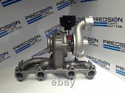Oe Qualité Vw Transporter T5 Kp39 Re-fabriqué Turbo 1 An Garantie