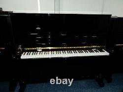 Petrof 125 Piano Droit, 12 Ans. Garantie De Cinq Ans 0% Option Finance