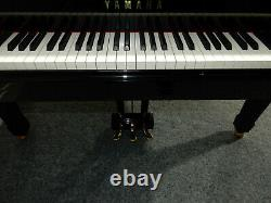 Piano À Queue Yamaha C5. Garantie De 5 Ans. Seulement 30 Ans