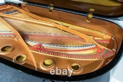 Piano À Queue Yamaha C7. Vers L'âge De 10 Ans. Garantie De 5 Ans. 0% Finances