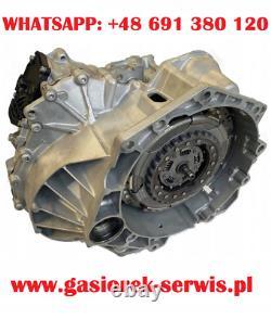 Qgw Getriebe No Mechatronik Mit Clutch Gearbox Dsg 7 Dq200 0am Régénéré