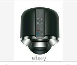 Remis À Neuf Avec 1 An De Garantie Dyson Am09 Black Nickel Hot & Cool Ventilateur