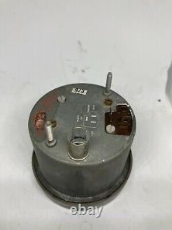 Smiths Gp Rev Counter, 4,6,8 Cylindres, + Ou Terre. Garantie De 1 An