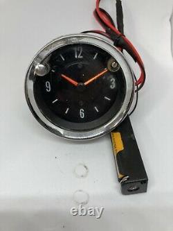 Smiths Horloge De Voiture Mis À Niveau Vers Quartz Avec 1 An De Garantie