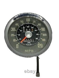 Smiths Humber Super Snipe Speedometer 1000tpm Avec Garantie 1 An