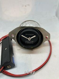 Smiths Jaguar Inset Car Clock Upgrade Service Avec Garantie De 1 An