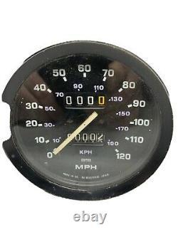 Smiths Speedomètre 120 Mph Calibré À 1000tpm Avec 1 An De Garantie