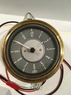 Vdo / Kienzle Horloge De Voiture Avec Mouvement De Quartz Et 1 Ans De Garantie