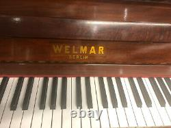 Welmar, Berlin Entièrement Reconditionné Upright 5 Ans Garantie
