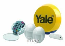 Yale Hsa Essentials Alarm Kit Yes-alarmkit Remis À Neuf Garantie D'un An