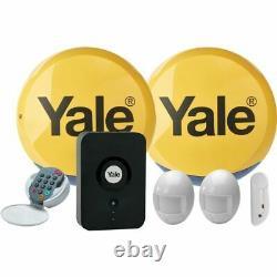 Yale Hsa6610 Application Sans Fil Activé Alarme Remis À Neuf 1 An De Garantie