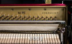 Yamaha B1 Piano Droit High Gloss Fini Seulement 6 Ans Avec 5 Ans De Garantie