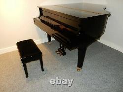 Yamaha C1 Piano À Queue À Seulement 19 Ans. Garantie De 5 Ans